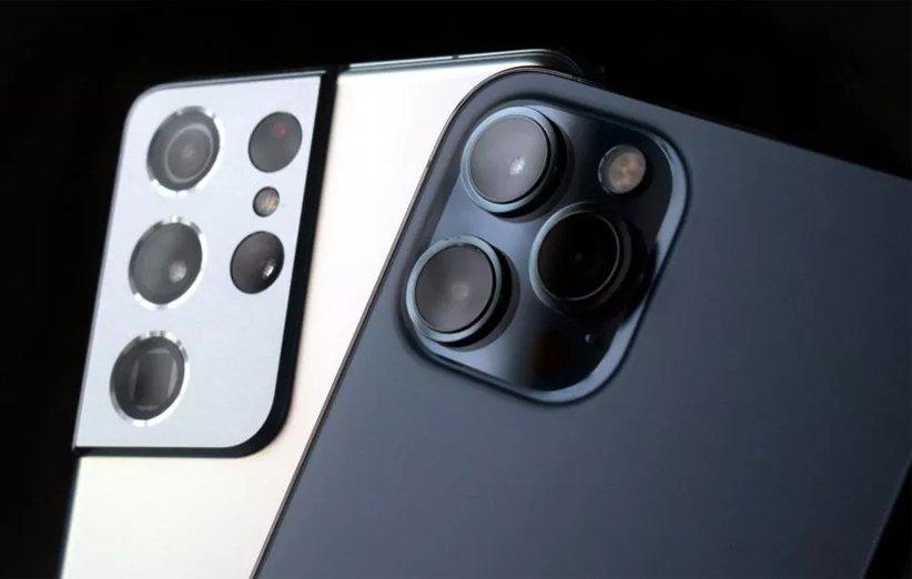 اپل در فروش گوشیهای بالارده سامسونگ و هواوی را پشت سر گذاشت