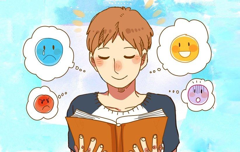 احساسات و عواطف را چگونه توصیف کنیم؟ (کارگاه نویسندگی خلاق ۲)