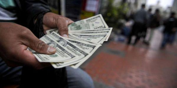 ورق دلار برگشت