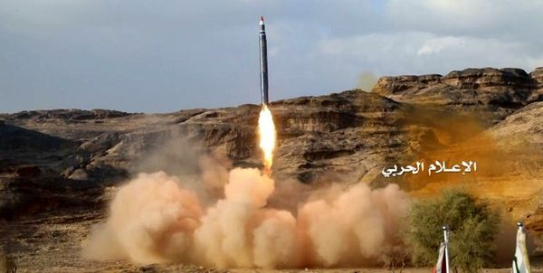 عربستان مدعی سرنگونی یک موشک بالستیک یمنی شد