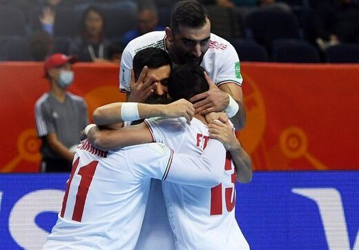 پیروزی دوم تیم ملی فوتسال در جام جهانی