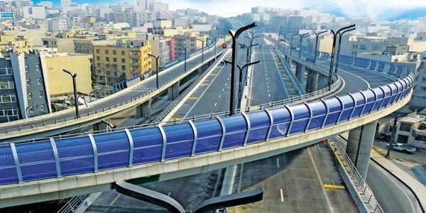 بزرگراههای طبقاتی به تهران باز میگردند ؟