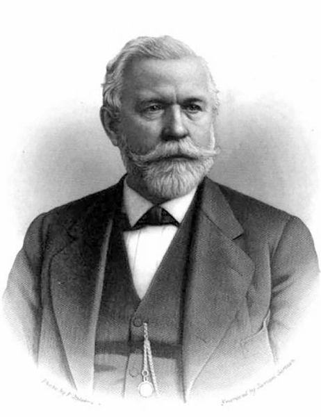 ویلیام سلرز، بازرگان و مخترع آمریکایی