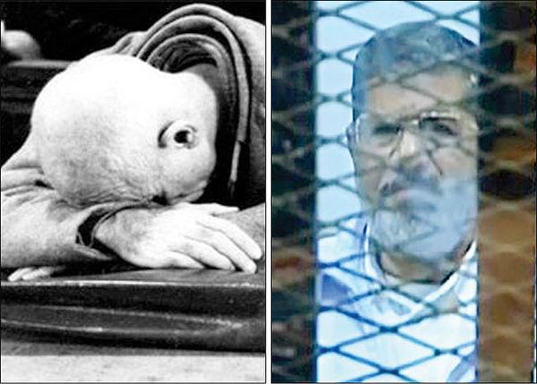 شباهتهای خاص تاریخی در سقوط دکتر مصدق و محمد مرسی