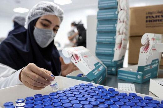 تحویل ۶ میلیون واکسن برکت به وزارت بهداشت