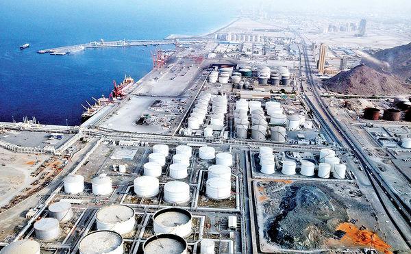 رویارویی نفتی ایران و امارات در  تنگه هرمز