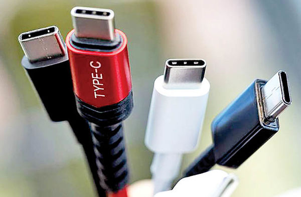 تلاش اتحادیه اروپا برای اجباریکردن درگاه USB-C  در همه دستگاهها