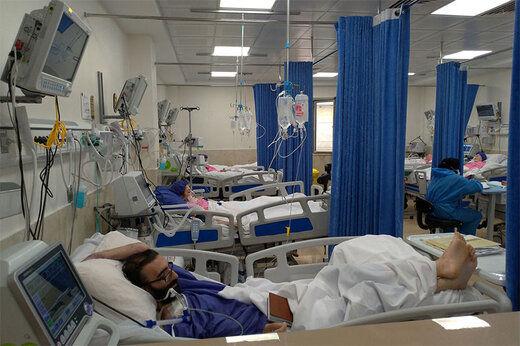 آخرین تعداد فوتیهای کرونا در شبانه روز گذشته
