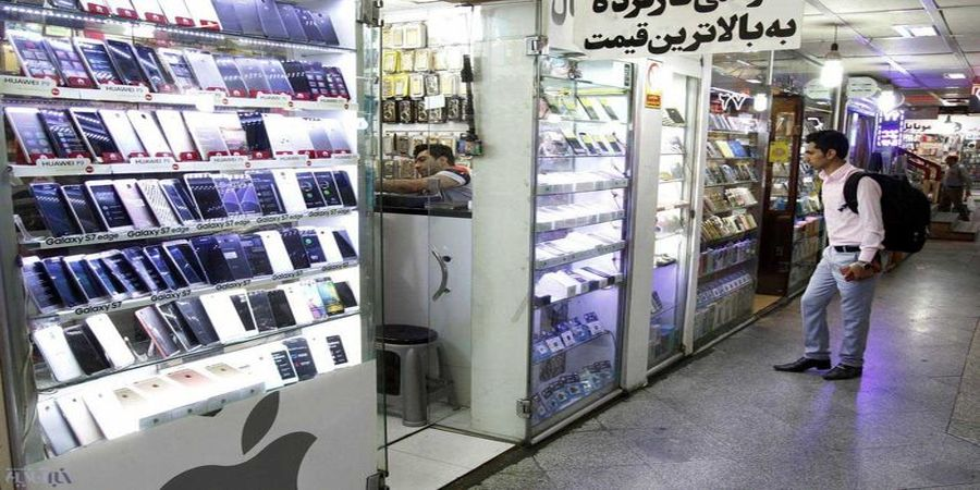 قیمت انواع موبایل در  ۳۱ شهریور