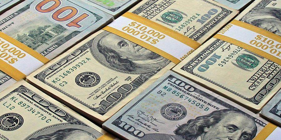 قیمت دلار در بازار چهارشنبه ۱۴۰۰/۰۶/۳۱  دلار و یورو گران شدند