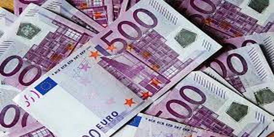 قیمت یورو امروز  چهارشنبه ۱۴۰۰/۰۶/۳۱   یورو بالا رفت