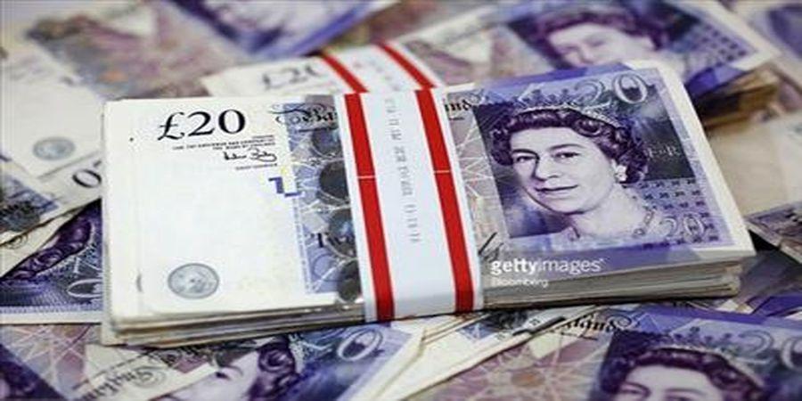 قیمت پوند امروز  پنجشنبه ۱۴۰۰/۰۷/۰۱| کاهش قیمت