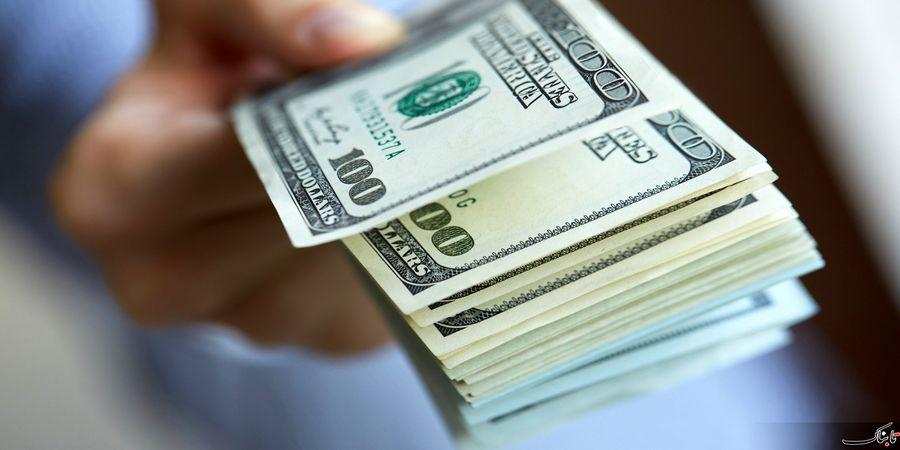 قیمت دلار در بازار متشکل  پنجشنبه ۱۴۰۰/۰۷/۰۱