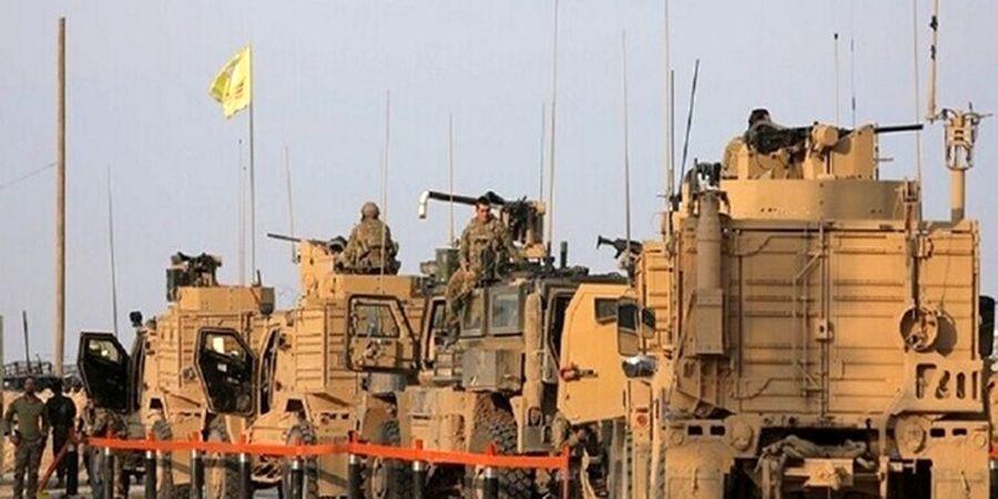 حمله به کاروان آمریکا در ناصریه عراق