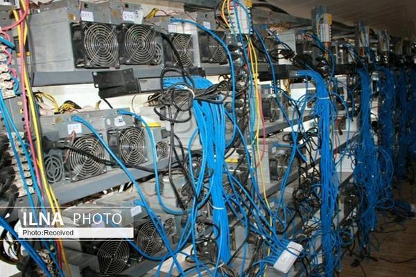 84 دستگاه استخراج ارز دیجیتال در تاکستان کشف شد