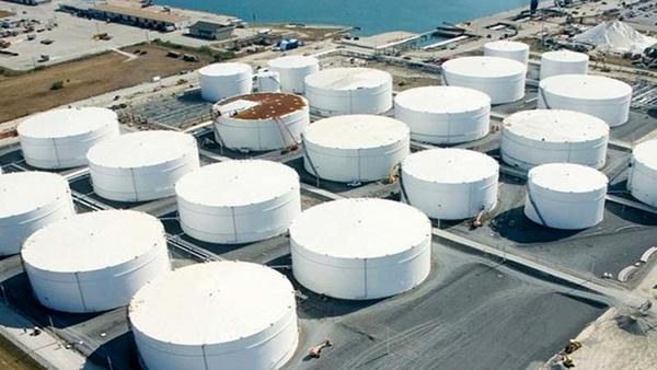 ساخت انبار و مخازن جدید ذخیرهسازی فرآوردههای نفتی