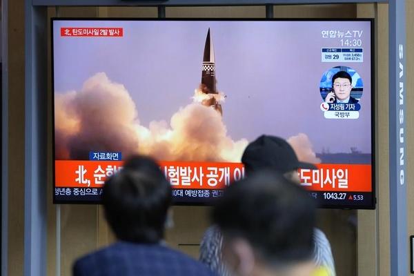 کره جنوبی اقدام به آزمایش یک موشک بالستیک کرد