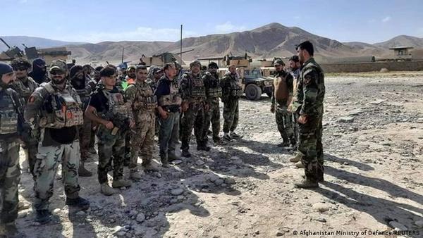 احتمال تشکیل ارتش در افغانستان از سوی طالبان