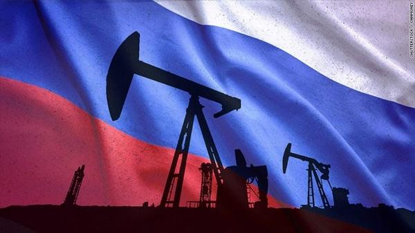 عرضه نفت روسیه افزایش یافت