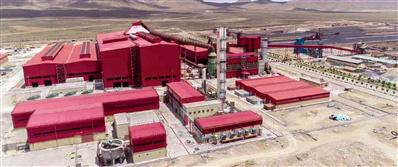 پیشرفت فیزیکی واحد فولادسازی شرکت فولاد سفیددشت به مرز ۹۰ درصد رسید