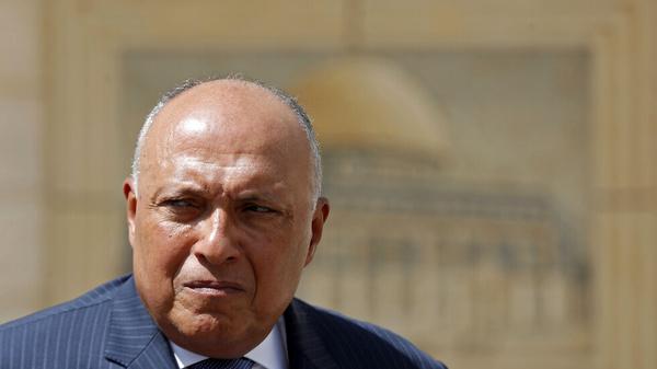 گفتوگوی تلفنی وزرای خارجه مصر و رژیم صهیونیستی