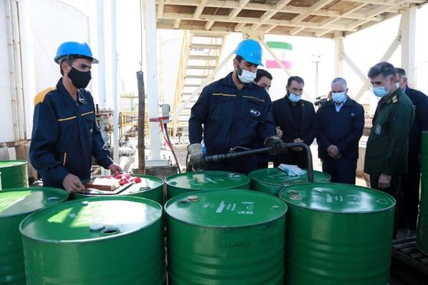 گزارش تصویری/ آیین پروژه افزایش ظرفیت تولید روغن MES_T و تقدیر از ایثارگران هشت سال دفاع  مقدس ایرانول