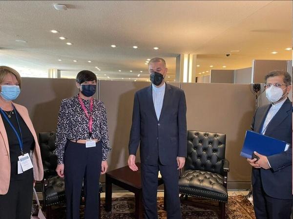 ابراز امیدواری وزیر امور خارجه نروژ در مورد احیای برجام