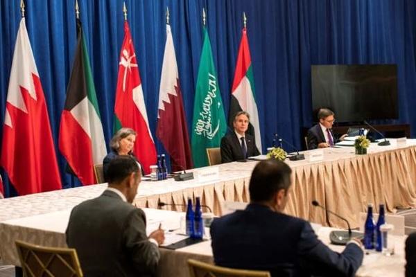 سناریوی شکست برجام؛ محور رایزنی بلینکن و وزرای خارجه شورای همکاری خلیجفارس