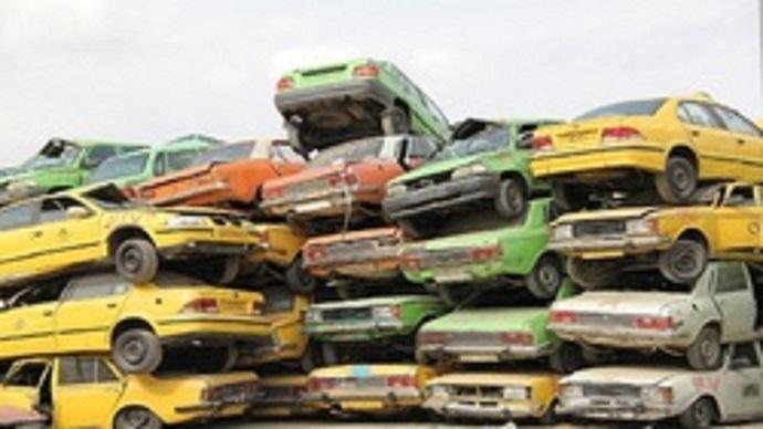 ۸ میلیون خودرو فرسوده در راه جادههای کشور