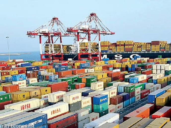 واردات ۱۴.۳ میلیون تن کالای اساسی در نیمه ابتدایی سال جاری