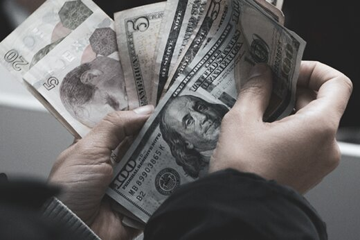 دلار چه قیمتی خورد؟