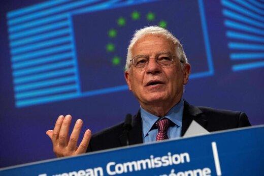 اروپا تحریمها علیه لبنان را لغو کرد