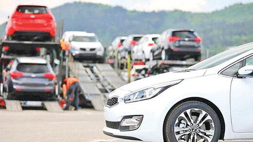 واردات خودروی خارجی آزاد میشود