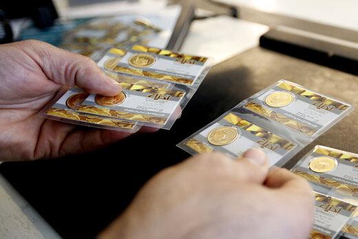 قیمت سکه و ارز در بازار ۱۴۰۰/۰۶/۲۴/ سکه کانال عوض کرد