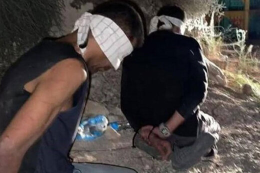 بازداشت دو زندانی باقی مانده فلسطینی پس از فرار هالیوودی از زندان فوق امنیتی اسرائیل