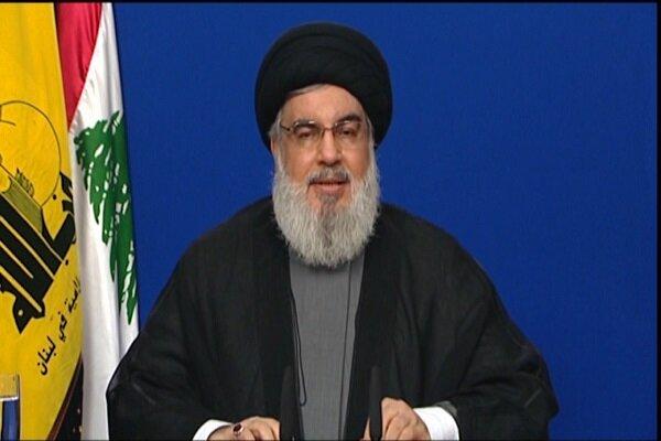 پیام سید حسن نصرالله در آستانه ورود تانکرهای سوخت ایران به لبنان