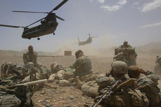 تحرکات گسترده و مشکوک نظامیان آمریکایی در نوار مرزی عراق و سوریه