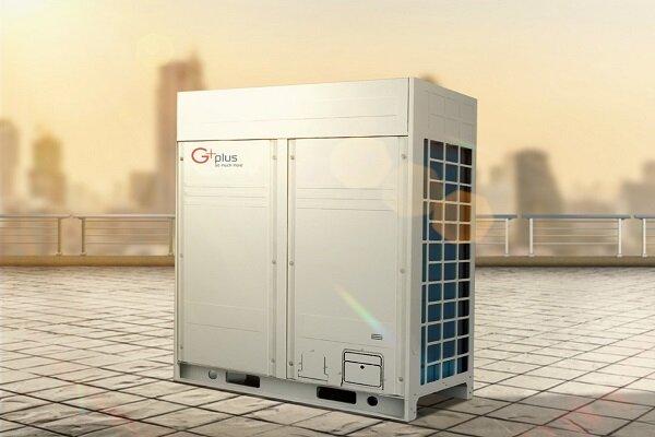 هوای مطبوع با سیستم VRF