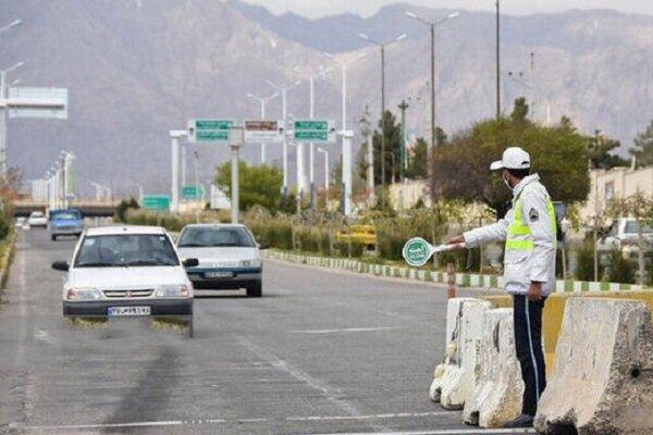 تردد عادی در راه های مازندران/ محور گلندرود- رویان مسدود است