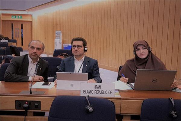 بانوی ایرانی، نایب رئیس کمیته فنی سازمان بین المللی دریانوردی شد