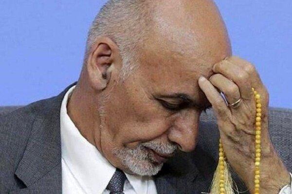 اشرف غنی: حساب توییتر من هک شده است