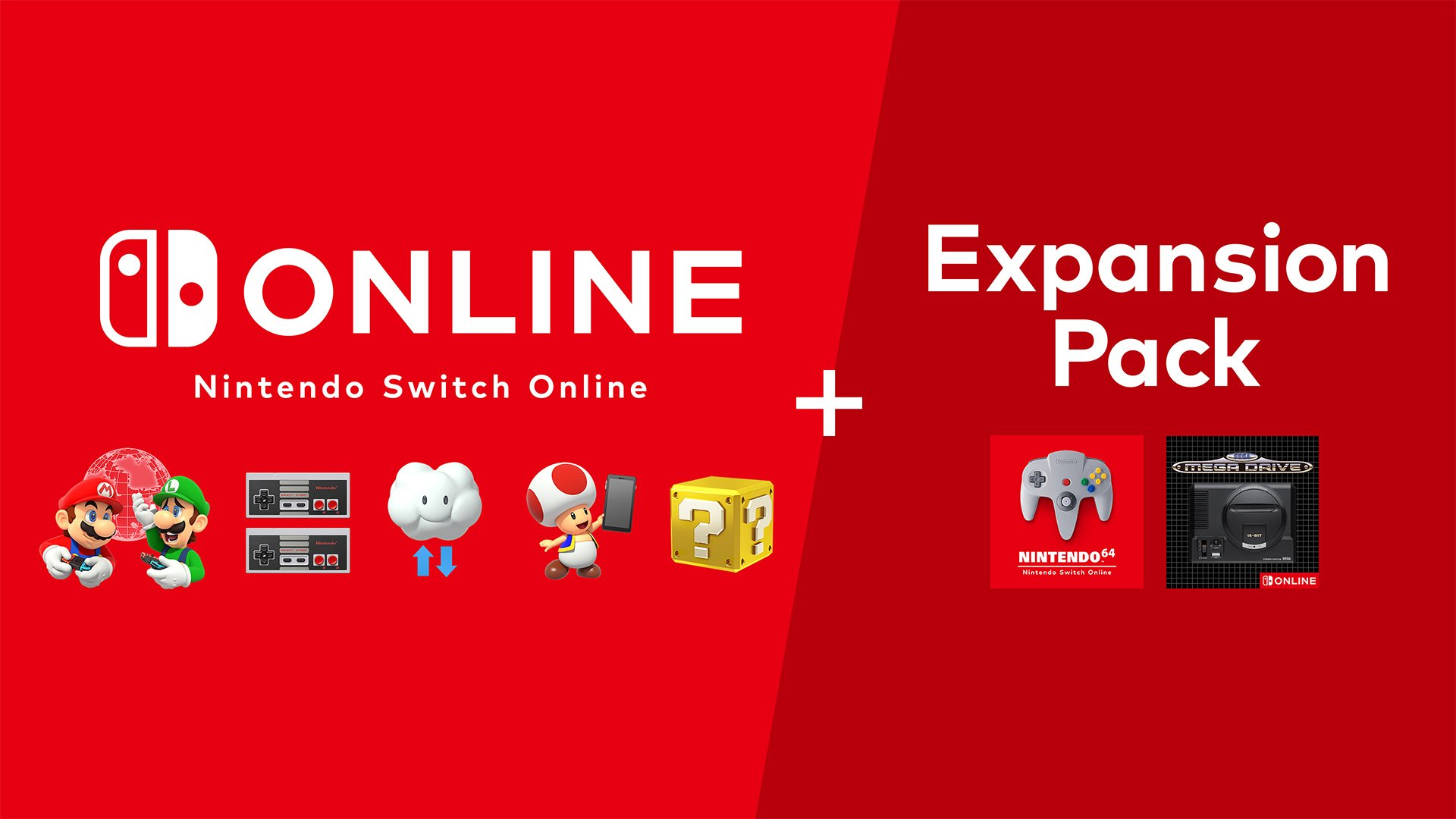 عرضه بازی های نینتندو 64 و سگا جنسیس برای سرویس نینتندو سوییچ آنلاین