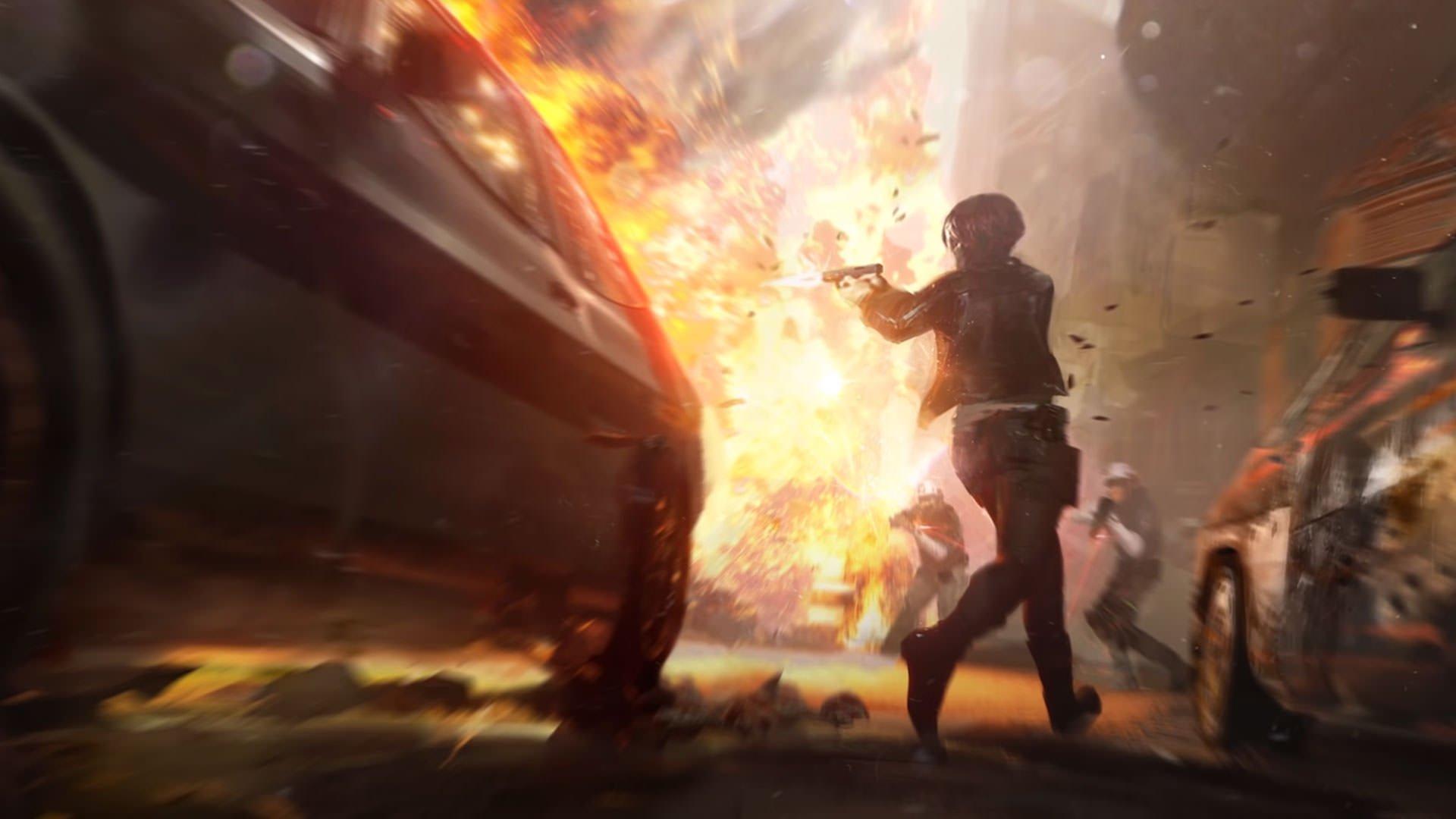 همکاری کریستال داینامیکس با اینیشیتیو در ساخت بازی Perfect Dark
