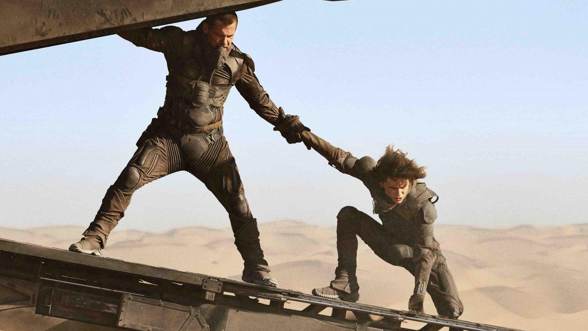 نمایش تصاویر حماسی و جدید در تریلر بین المللی فیلم Dune