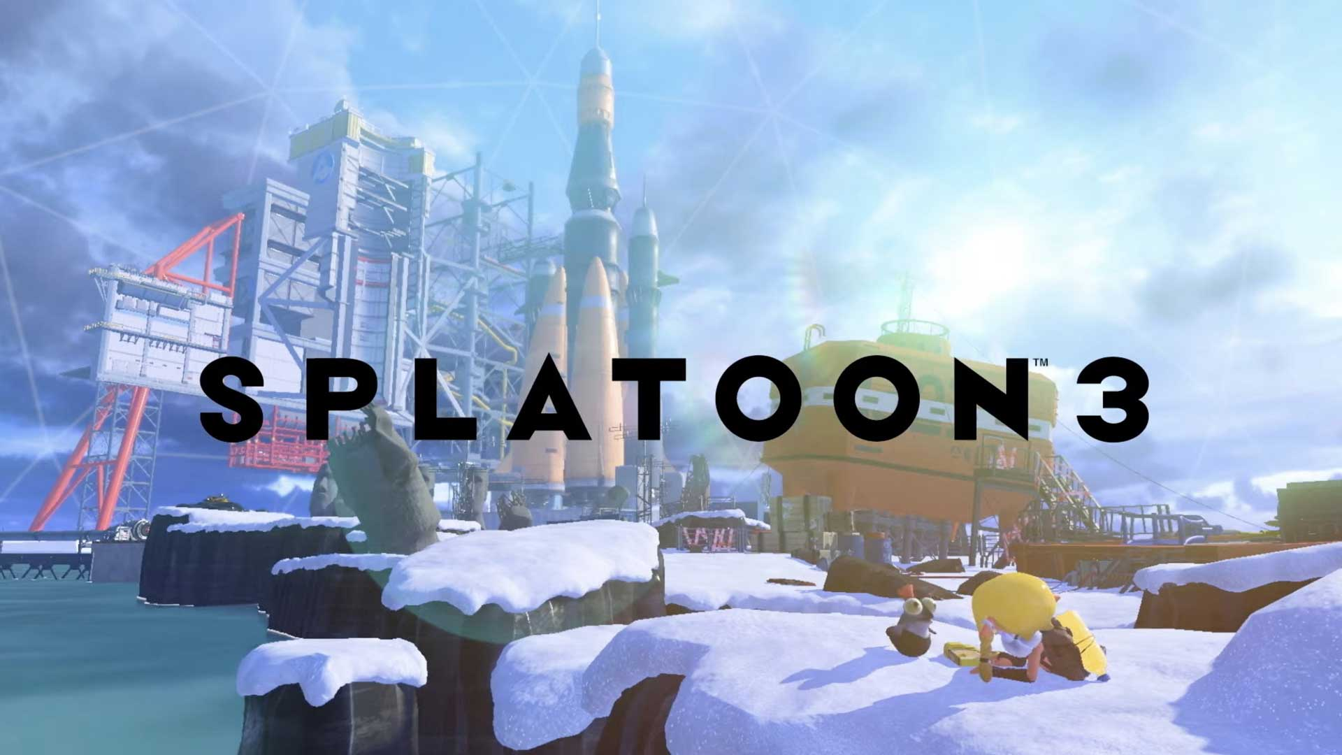 نمایش سلاحها و بخش داستانی در تریلر بازی Splatoon 3