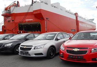 جدیدترین قیمت خودرو های وارداتی در بازار امروز 22 مهر 1400+ جدول