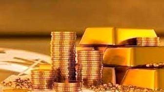 قیمت طلا و سکه در دوم آبان/ سکه ۱۱ میلیون و ۸۴۰ هزار تومان است