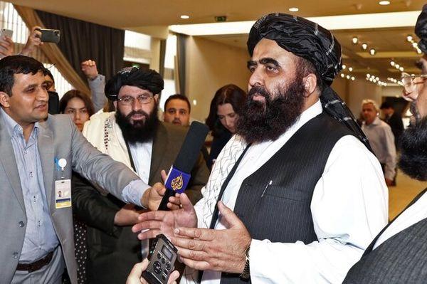 اولین سفر سرپرست وزارت امور خارجه طالبان