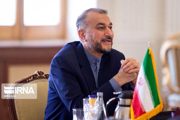 امیرعبداللهیان: به اراده مردم عراق در تصمیم گیریهای سیاسی احترام میگذاریم