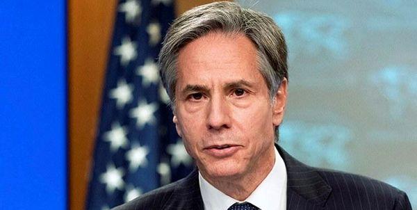 اطلاعیه وزارت خارجه آمریکا درباره دیدار بلینکن و گروسی